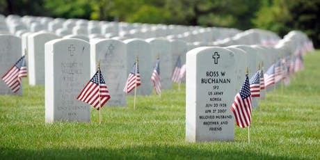 More than a Headstone: The Lives and Legacies of Veterans tickets