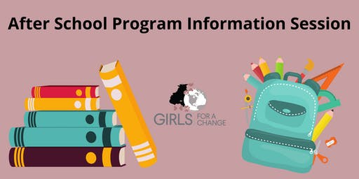 After School Program Information Session