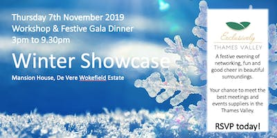 The Exclusively Thames Valley Winter Warmer Showcase