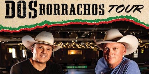 Dos Borrachos Tour: Kevin Fowler & Roger Creager