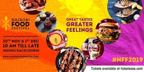 Nairobi Food Festival tickets