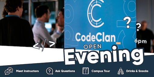 Glasgow Open Evening - Data Analysis & Professional Software Development Courses