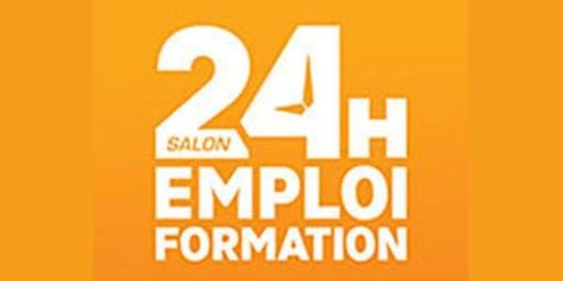 24 Heures pour l'Emploi et la Formation – Lorient 2020