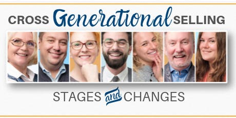 Cross Generational Selling: Stages and Changes - Austin - 11/7/2019 tickets