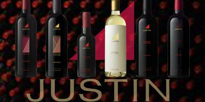 Justin Wine & Food Pairing at Vinos on Galt