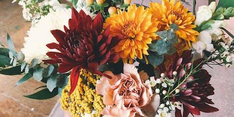 Fall Floral Arranging Workshop tickets