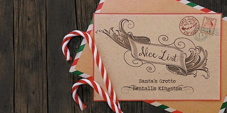 Kingston - Santa's Grotto - Mon 23rd Dec tickets
