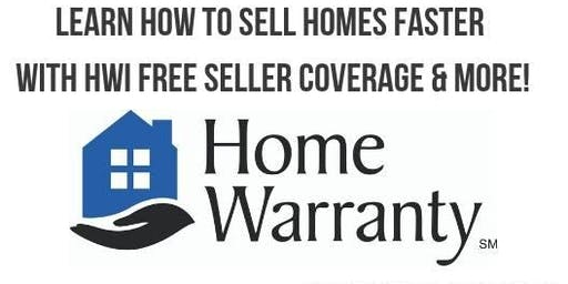 Free Seller Coverage with Home Warranty Inc