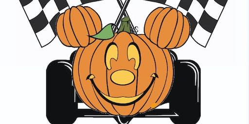 """The """"Golden Gourd"""" Pumpkin Race"""