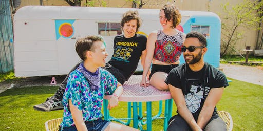Bad Moves, Weakened Friends, Blis at Comet Ping Pong