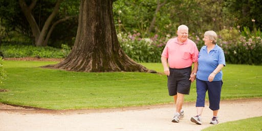 Diabetes Education and Walking Program-Egan's Creek Park