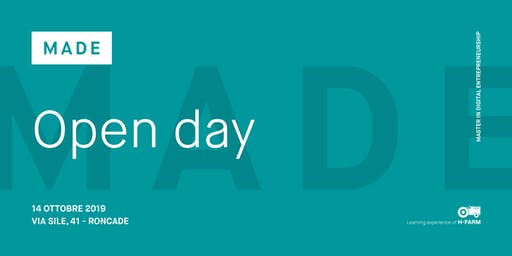 Open Day Master in Digital Entrepreneurship | MADE