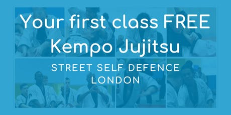 Self Defence Class Pimlico tickets