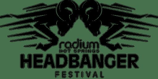 Headbanger Festival | Radium Hot Springs, BC