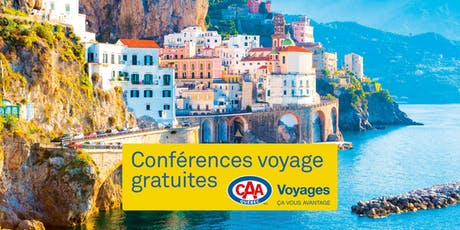 Conférence Voyages CAA-Québec à Brossard billets