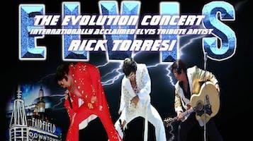 Elvis Tribute Artist Rick Torres