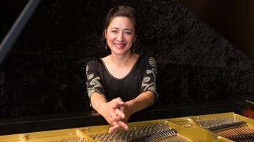 Pianist Susan Ellinger
