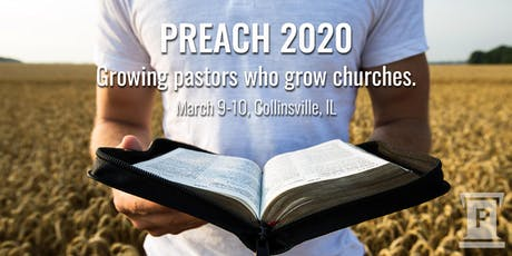 Preach Conference 2020 tickets