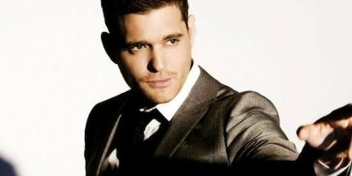 Michael Buble Tribute Act