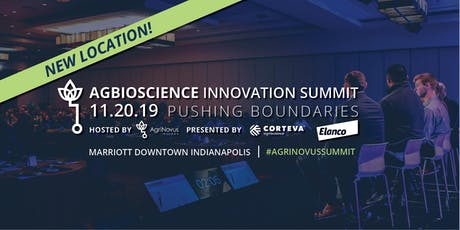 2019 Agbioscience Innovation Summit tickets