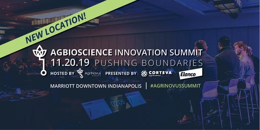 2019 Agbioscience Innovation Summit