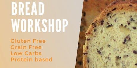 Gluten Free Bread Workshop tickets