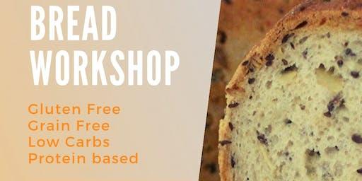 Gluten Free Bread Workshop