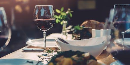Lela Wine Dinner Series | $65 + Tax and Gratuity