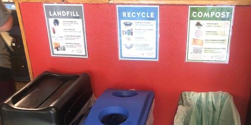 Peer to Peer Workshop - Looking Beyond the Universal Zero Waste Ordinance