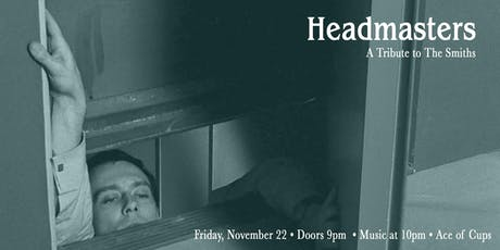 Headmasters at Ace of Cups tickets