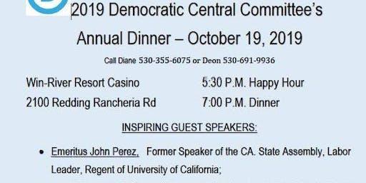 Democrats Annual Dinner