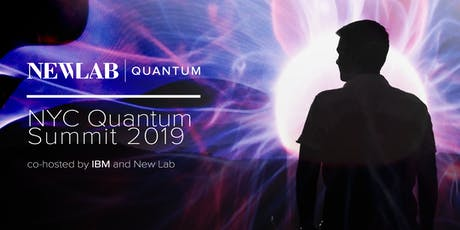 NYC Quantum Summit 2019 tickets