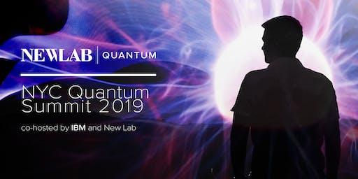 NYC Quantum Summit 2019