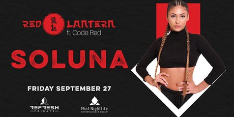 Mint: Refresh Fridays w/ Soluna ft. Code Red [FREE ADMISSION] tickets