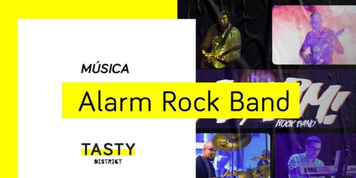 Música | Alarm Rock Band (Tributo 70's, 80's, 90's)