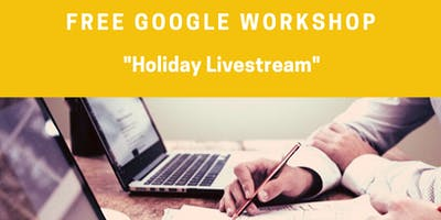 Email Marketing Workshop w/ Google & Constant Contact