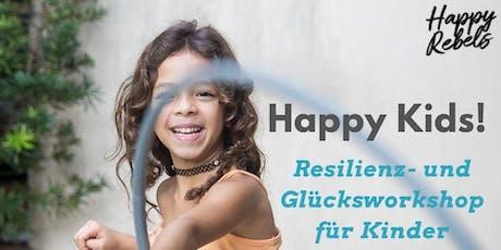 HappyKids! Resilienz- und Glücksworkshop für Kinder Tickets