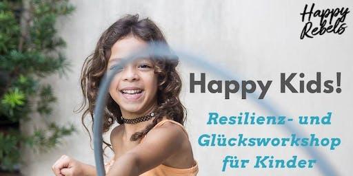 HappyKids! Resilienz- und Glücksworkshop für Kinder