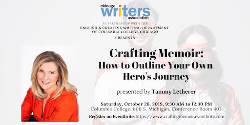 Crafting Memoir: How to Outline Your Own Hero's Journey