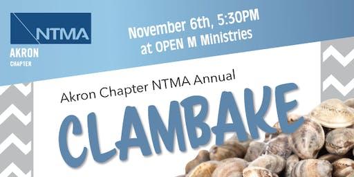 Akron NTMA Clambake