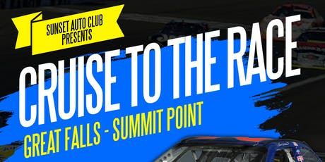 Cruise To The Race (Great Falls - Summit Point) tickets