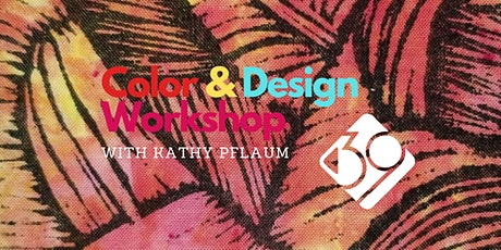 Color and Design Workshop Classes tickets