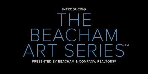 """Opening of """"The Beacham Art Series"""""""
