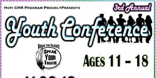 3rd Annual Protecting Our Youth to Strengthen Our Community Youth Conf.