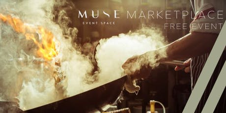 Muse Marketplace: A Live Event Experience tickets
