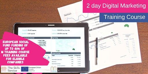2 day Digital Marketing Training Course - Leeds