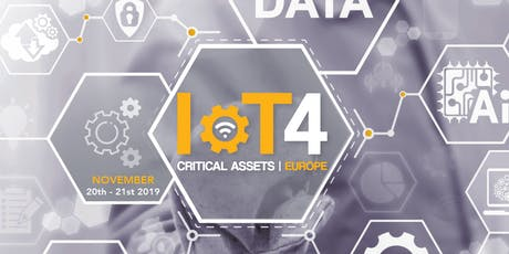 Internet of Things for Critical Assets Europe tickets