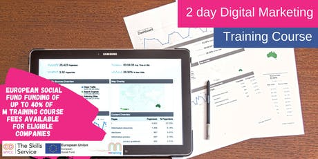 2 day Digital Marketing Training Course - Leeds tickets