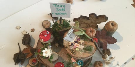 Magic Spell Fairy Garden with Anneli from My Tiny Little Studio tickets