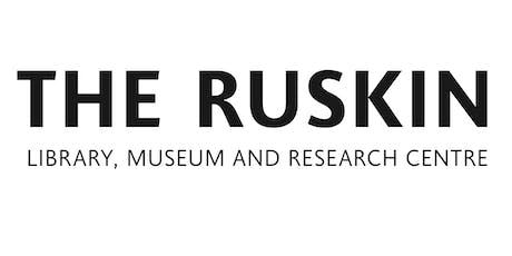 Ruskin Studio: Share tickets